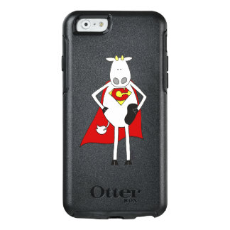 Supercow iPhone Fall OtterBox iPhone 6/6s Hülle