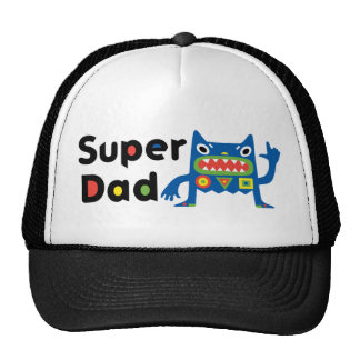 Superder vatertags-Hut vati-Monster- Baseball Mütze