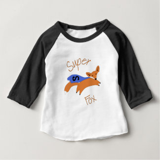 SuperFox Baby T-shirt