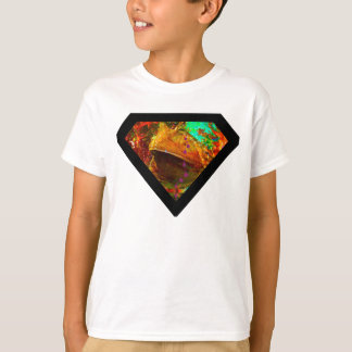 Superheldvegas-Frosch T-Shirt