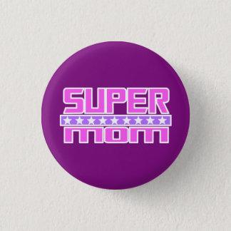 Supermamma Runder Button 3,2 Cm