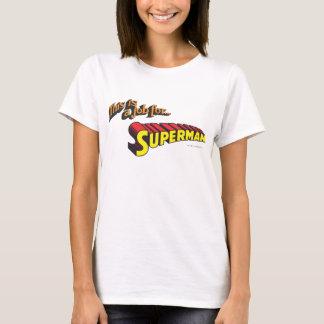 Superman | ceci est un travail pour… Logo T-shirt