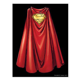 Supermann - das Kap Postkarte