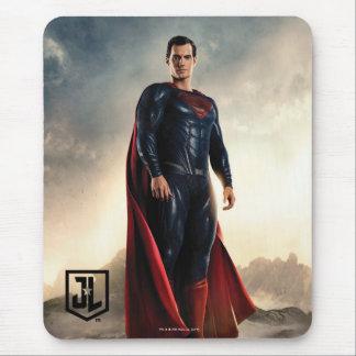 Supermann der Gerechtigkeits-Liga-  auf Mauspads