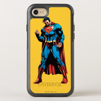 Supermann - Hand in der Faust OtterBox Symmetry iPhone 8/7 Hülle
