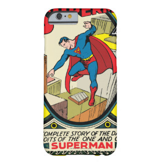 Supermann (komplette Geschichte) Barely There iPhone 6 Hülle