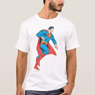 Supermann-Profil T-Shirt