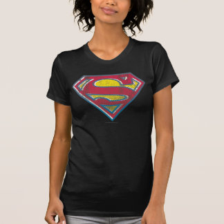 Supermann S-Schild | Drucklogo T-Shirt