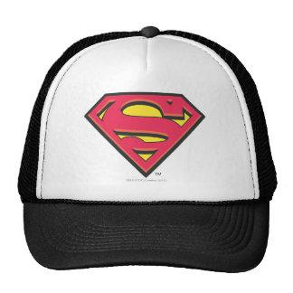 Supermann S-Schild | klassisches Logo Baseballcaps
