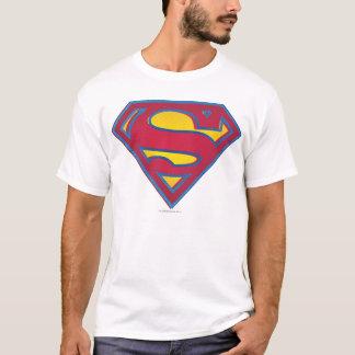 Supermann S-Schild | Punkt-Logo T-Shirt