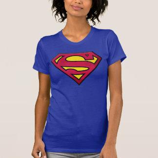 Supermann S-Schild | Schmutz-Logo Hemden