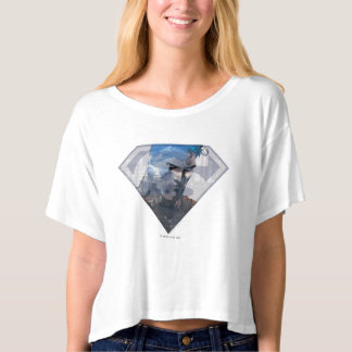 Supermann S-Schild | Supermann in S-Schild Logo T-shirt
