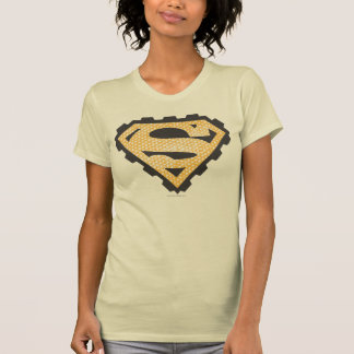 Supermann S-Schild | TAN Logo T-Shirt
