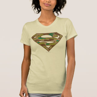 Supermann S-Schild | Tarnungs-Logo T-Shirt