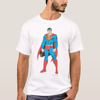 Supermann stehend T-Shirt