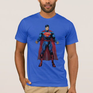 Supermann stehend T-Shirt