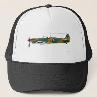 Supermarine Spitfire Truckerkappe