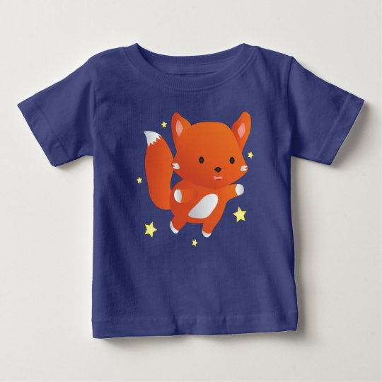 SuperRoxy Foxy Baby T-shirt