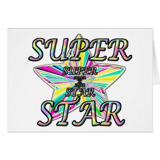 Superstar Karte