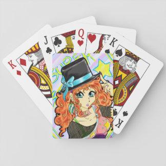 Superstar Spielkarten