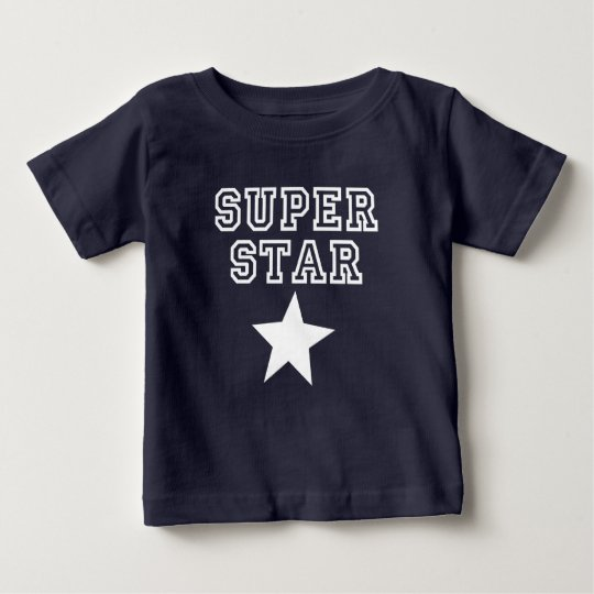 Superstern Baby T-shirt