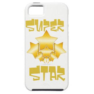 Superstern-Handy-Fall iPhone 5 Schutzhüllen