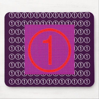 Superstern NumberOne Mousepads