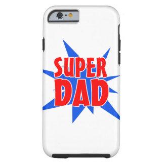 Supersuperder vatertags-Telefon-Kasten vati- Tough iPhone 6 Hülle