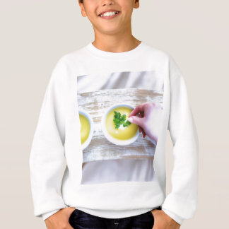 Suppe und Kraut Sweatshirt
