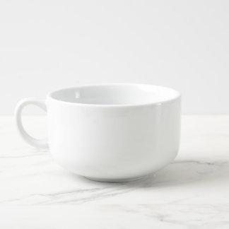 Suppen-Tasse - keine Suppe für Sie! Große Suppentasse