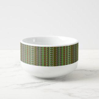 Suppen-Tasse SCHABLONE DIY + Bild-Text-Gruß SPASS Große Suppentasse