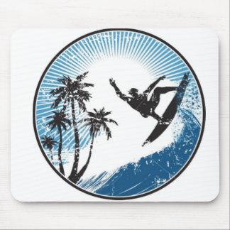 Surf Tapis De Souris