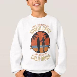 Surfendes Santa Cruz Sweatshirt
