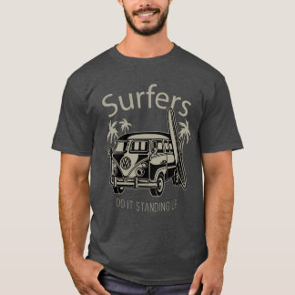 SURFER TUN ES T-Shirt