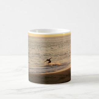 Surfer-Typ Kaffeetasse