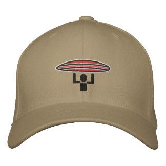 Surfer-Überfahrtdeckel Bestickte Kappe