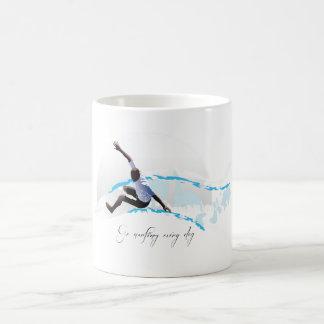 Surfing Kaffeetasse