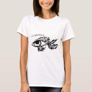 Surreal Fisch-T - Shirt (Frauen)