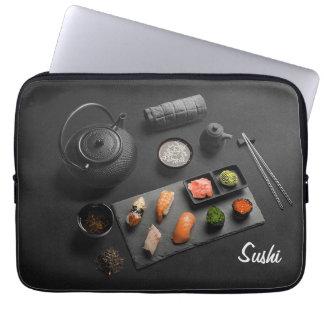 Sushi-Japaner-Ritual Laptop Sleeve