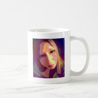 Susie Pop-Kunst Tasse