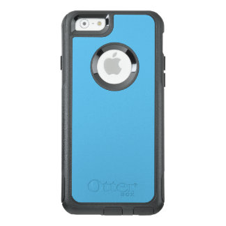 Süß Snuggable Blau-Farbe OtterBox iPhone 6/6s Hülle
