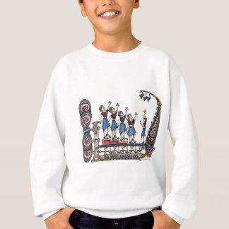 Süße Dame Singers Sweatshirt
