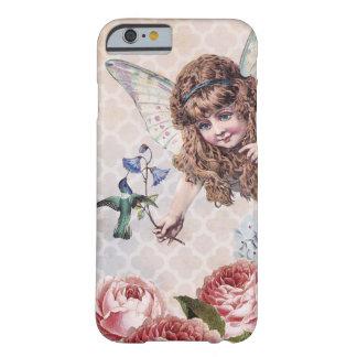 Süße Fee grüßt Kolibri Barely There iPhone 6 Hülle