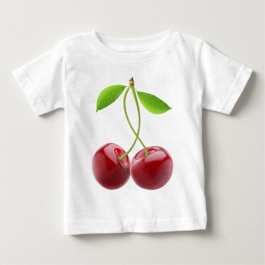 Süße Kirschen Baby T-shirt