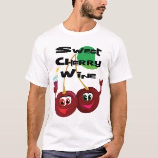 Süße Kirschwein T-Shirt