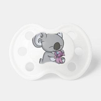 Süße Snuggles! Koala Baby Schnuller