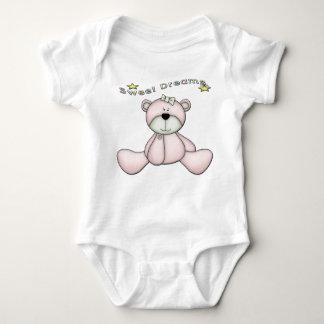 Süße Traum-Bärn-Säuglings-Strampler Baby Strampler
