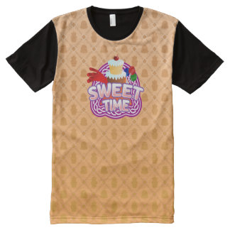 Süße Zeitorange aller DruckT - Shirt