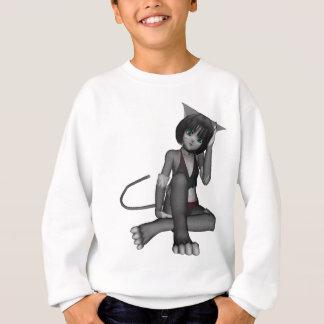 Süsseanime-Kätzchen 6A Sweatshirt
