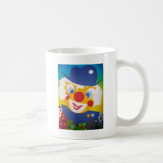 Süßer Clown Tasse